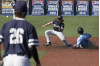 Master's Baseball Splits Pair with Last-Place San Diego Christian
