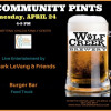 April 24: Community Pints, Taste of the Town Sneak Peek