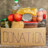 May 1-31: Flair Cleaners Annual Spring Food Drive