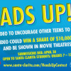 City Names Winners of 'Heads Up' Video Contest