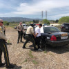 Newhall Pursuit Ends with Four Suspects in Custody