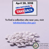 April 28: National Drug Take Back Day