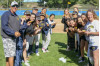 Cougars Savor 10-2 Victory, Hold Postgame Bone Marrow Drive