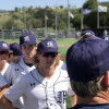 Mustangs Fall to Westmont in Golden State Athletic Conference Finale