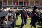 Study Indicates Grad Rates for First-Time, Transfer Students at All-Time Highs
