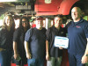Automotive Awards Given to Hart District Students