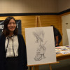 Local Graduating Seniors Awarded with Art Scholarships