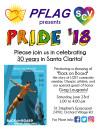 June 23: Pride 2018 Celebration