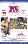 May 12: Women's Empowerment Build at SC Veteran Enriched Neighborhood