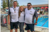 Cougars See Two Swim at State Championship Meet