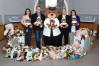 Princess Cruises Donates More than 400 Teddy Bears to Henry Mayo