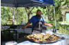 June 10: Le Chène's Paella in the Garden Summer Party