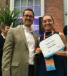 COC Grad Wins First-Ever Student OER Award in Netherlands