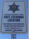 Deputies Nab Theft Suspect; Remind Residents of Safe Exchange Zones