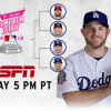 Dodgers' Muncy Powers Way into Home Run Derby; Stripling Named NL All-Star
