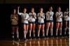 Mustang Women's Volleyball Team Sets 2018 Schedule