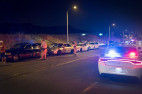 Deputies Cite 7 for Street Racing in Valencia Industrial Center