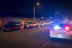 Deputies Cite 7 for Street Racing in Valencia Industrial Center