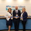 Logix Steps Forward to Help Henry Mayo's Palliative Bear Program