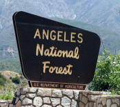 Angeles Forest Fire Danger Raised To Very High