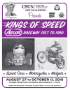 Aug. 27:  'Kings of Speed: Ascot Raceway 1957-1990' Opens at CSUN Gallery