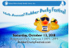Oct. 13: Rubber Ducky Festival at Bridgeport Park