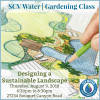 Aug. 9, 11: Free Landscape Design, Turf Care Classes at SCV Water