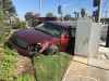 No Injuries Reported in Three-Vehicle Collision
