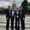Valencia High Students Travel to Washington, D.C. for Leadership Academy