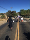 Salvation Army Joins March in Agua Dulce Parade