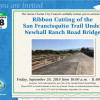 Sept. 28: Ribbon Cutting to Celebrate San Francisquito Trail Addition