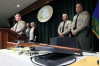 Sheriff McDonnell Announces New Weapons Safety Campaign