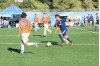 COC Men's Soccer Team Suffers First Loss to Cosumnes River