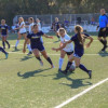 COC Women's Soccer Team Falls Short vs. Chaffey College