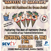 Oct. 13: SCV Men of Harmony Chorus A-capella Show, Ice Cream Social