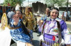 November is Native American Heritage Month in California
