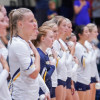 A Peek at the Polls: TMU Women's Volleyball Rises to No. 14