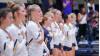 TMU Volleyball Drops Home Match to Hope International
