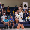 No. 25 TMU Women's Volleyball Rolls Past Saint Katherine