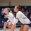 TMU Women's Volleyball Wins on the Road at Life Pacific