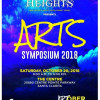 Oct. 20: Art Symposium to Stage 3 Music Sessions