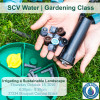 SCV Water Offering October Gardening Classes