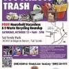 Oct. 13: Household Hazardous, E-Waste Recycling Roundup in Val Verde