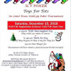 Dec. 15: Texas Hold 'em Poker Tournament Benefiting Toys for Tots