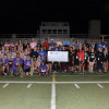 Valencia High School Marching Band Appreciates Support from Community