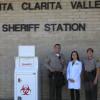 Oct. 27: Prescription Drug Take-Back Drive at SCV Sheriff's Station