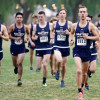 TMU Men's Cross Country Takes Big Step as Championship Race Looms