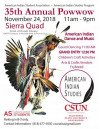 Nov. 24: CSUN Powwow Celebrates 35th Anniversary
