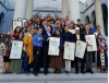 LA County, City Celebrate Native American Heritage Month Honorees