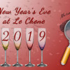 Le Chene Hosts New Year's Eve Murder Mystery
